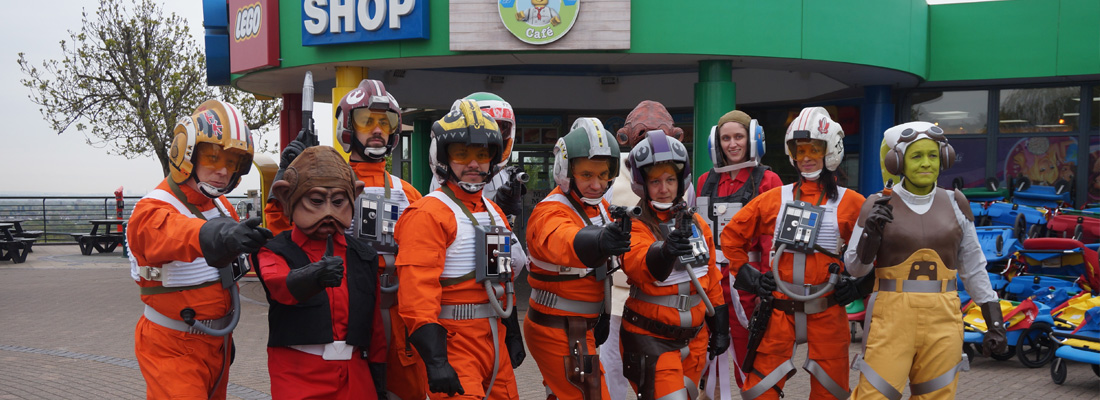 Star Wars Day at Legoland